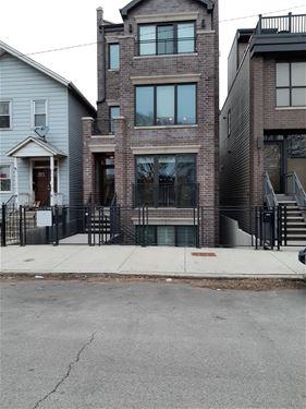 1326 W Chestnut Unit 1, Chicago, IL 60642 Noble Square