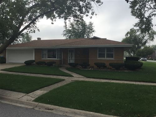 5549 W 102nd, Oak Lawn, IL 60453