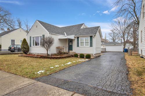 9523 Marion, Oak Lawn, IL 60453