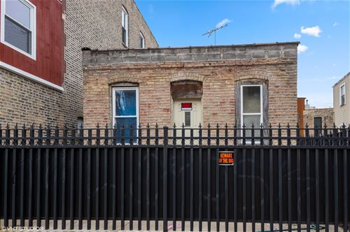 1018 N Rockwell, Chicago, IL 60622 Humboldt Park