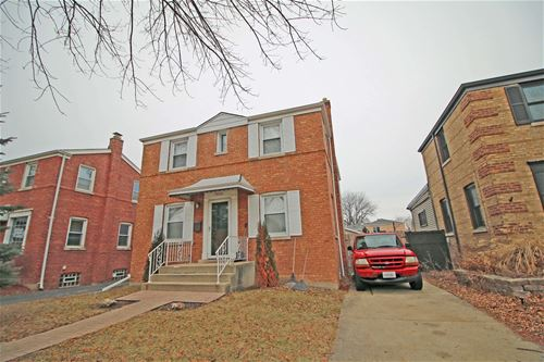 7822 W Berwyn, Chicago, IL 60656 Norwood Park