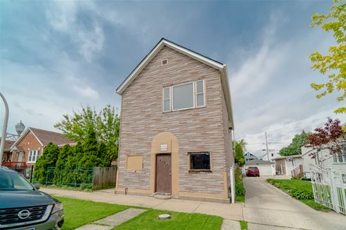4104 S Campbell, Chicago, IL 60632 Brighton Park