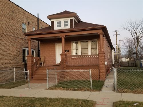 11911 S State, Chicago, IL 60628 West Pullman