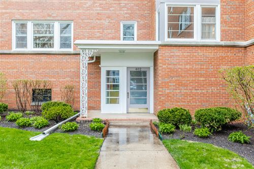 402 Laurel Unit 2W, Wilmette, IL 60091