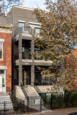 818 W Wrightwood Unit 1, Chicago, IL 60614 Lincoln Park