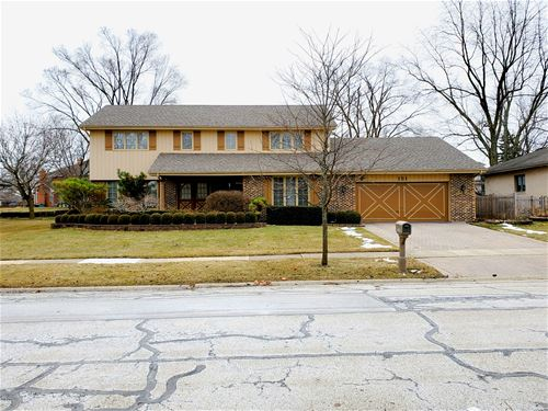151 Chaucer, Willowbrook, IL 60527