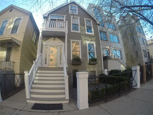 1406 N North Park, Chicago, IL 60610 Old Town