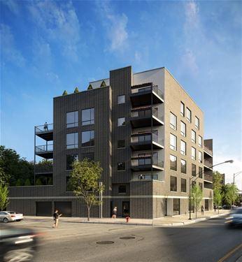 1157 W Erie Unit 6, Chicago, IL 60642 Noble Square