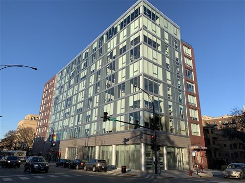 734 W Sheridan Unit 501, Chicago, IL 60613 Lakeview