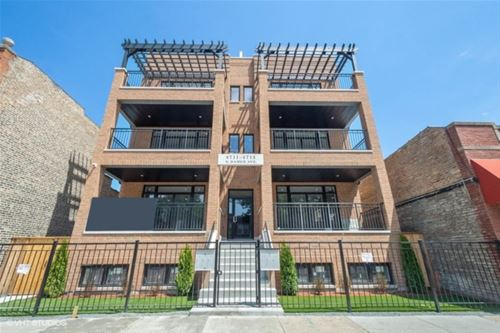 4713 N Damen Unit 3N, Chicago, IL 60625 Ravenswood