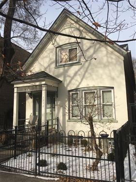 2236 W Dickens, Chicago, IL 60647 Bucktown