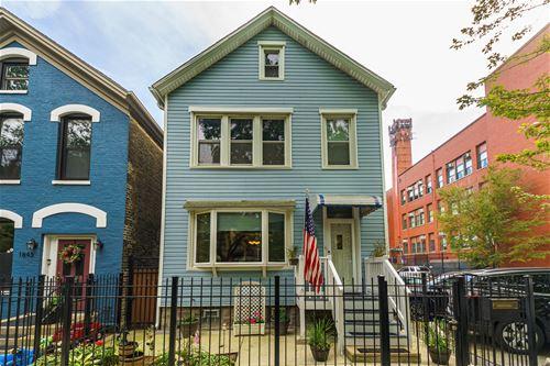 1845 W Erie, Chicago, IL 60622 East Village