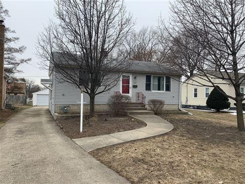 328 S Michigan, Addison, IL 60101