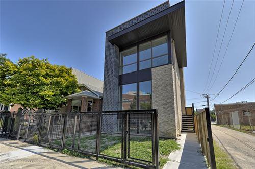 533 N Artesian, Chicago, IL 60612 Smith Park