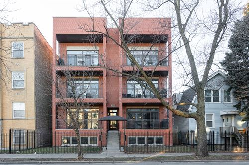 3104 N Kimball Unit 1N, Chicago, IL 60618 Avondale