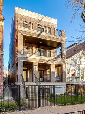 2029 N Bissell Unit 1, Chicago, IL 60614 Lincoln Park