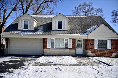 10941 Ridgeland, Chicago Ridge, IL 60415