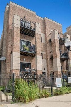 2028 W Augusta Unit 3W, Chicago, IL 60622 Ukrainian Village