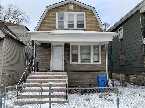 18 E 120th, Chicago, IL 60628 West Pullman