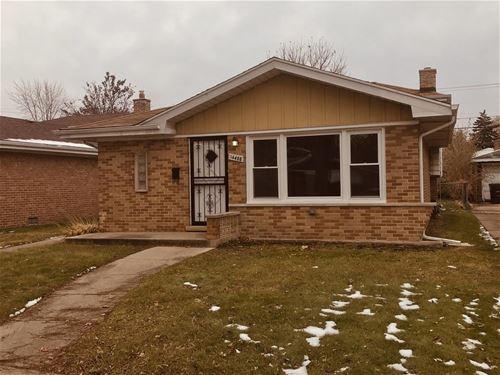 14408 Dorchester, Dolton, IL 60419