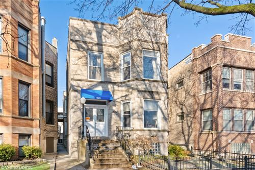 1228 W Roscoe, Chicago, IL 60657 West Lakeview