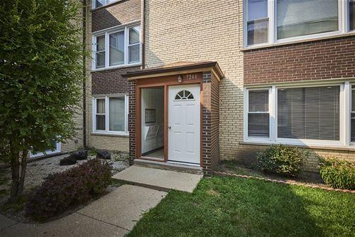 7244 N Hamilton Unit 1E, Chicago, IL 60645 West Ridge