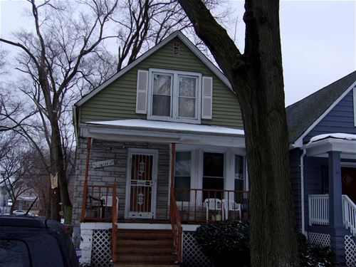 12139 S Lowe, Chicago, IL 60628 West Pullman
