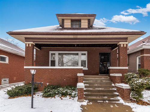 7542 S Cregier, Chicago, IL 60649 South Shore