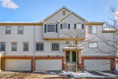 287 Monarch Unit B, Streamwood, IL 60107