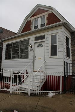 1354 N Monticello, Chicago, IL 60651 Humboldt Park