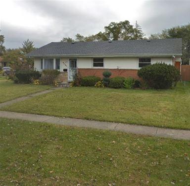 9101 Willow, Bridgeview, IL 60455
