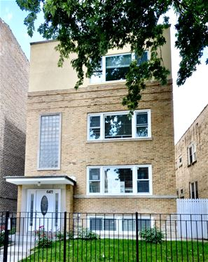 6427 N Albany Unit G, Chicago, IL 60645 West Ridge