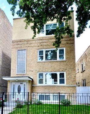 6427 N Albany Unit 3, Chicago, IL 60645 West Ridge