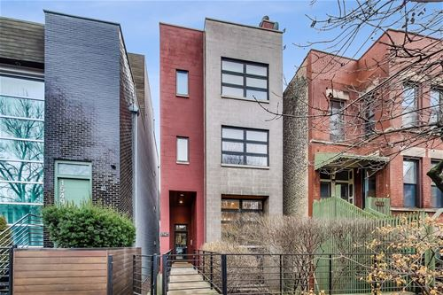 1547 N Honore Unit 1, Chicago, IL 60622 Wicker Park