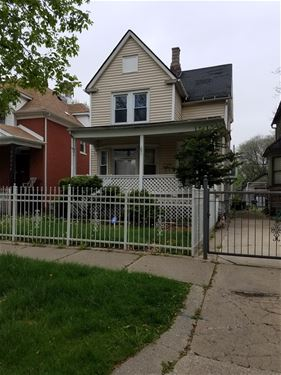 12112 S Parnell, Chicago, IL 60628 West Pullman