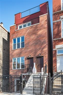 1309 N Bosworth Unit 2, Chicago, IL 60642 Noble Square