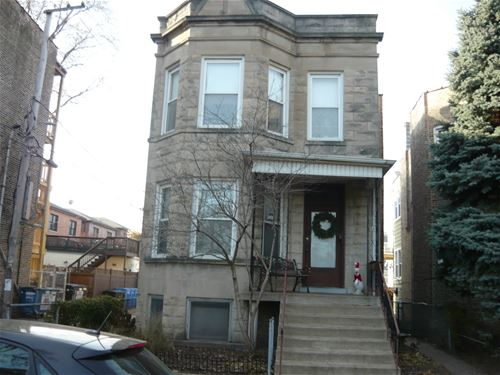 3514 N Wolcott, Chicago, IL 60657 Roscoe Village