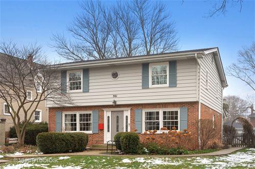 501 S Fairview, Park Ridge, IL 60068