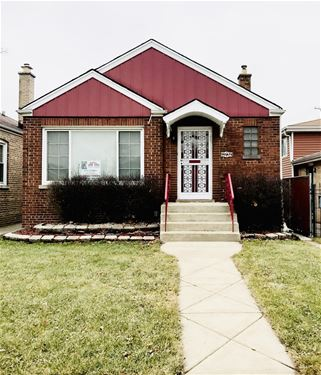 12736 S Lowe, Chicago, IL 60628 West Pullman