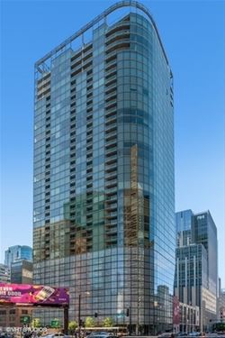 600 N Fairbanks Unit 3206, Chicago, IL 60611 Streeterville