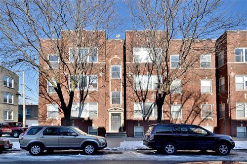 3108 W Belle Plaine Unit 3, Chicago, IL 60618 Irving Park