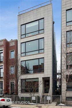 1519 W Fry Unit 3, Chicago, IL 60642 Noble Square