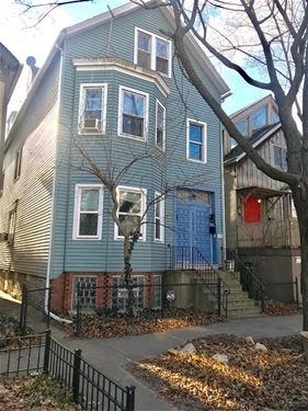 1253 W Nelson, Chicago, IL 60657 Lakeview