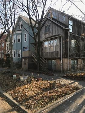 1257 W Nelson, Chicago, IL 60657 Lakeview