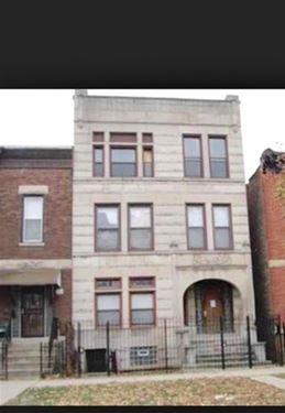 3443 W Fulton, Chicago, IL 60624 East Garfield Park