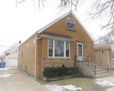 2954 N Sayre, Chicago, IL 60634 Montclare