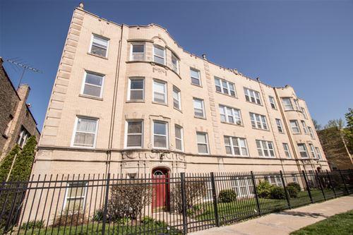 6309 N Claremont Unit 1, Chicago, IL 60659 West Ridge