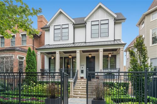 4431 N Hamilton, Chicago, IL 60625 Ravenswood