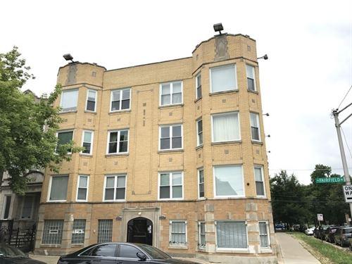 1456 N Fairfield Unit 3, Chicago, IL 60622 Humboldt Park