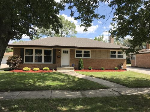 16645 Dobson, South Holland, IL 60473